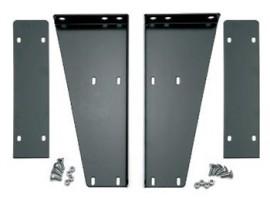 Кронштейны крепления инструментального ящика (горизонтальное крепление)