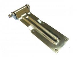 Петля для задних дверей 280 х 88 мм оцинкованная