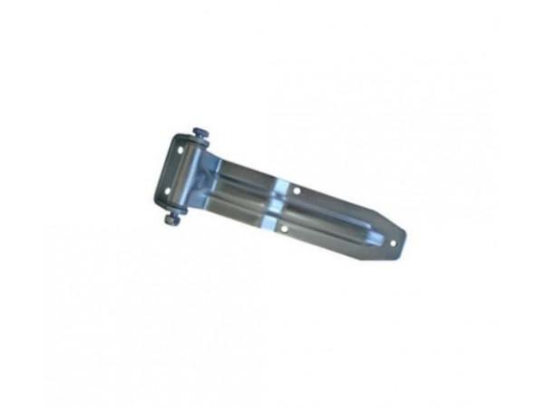 Петля задних для дверей 305 мм х 72 мм оцинкованая