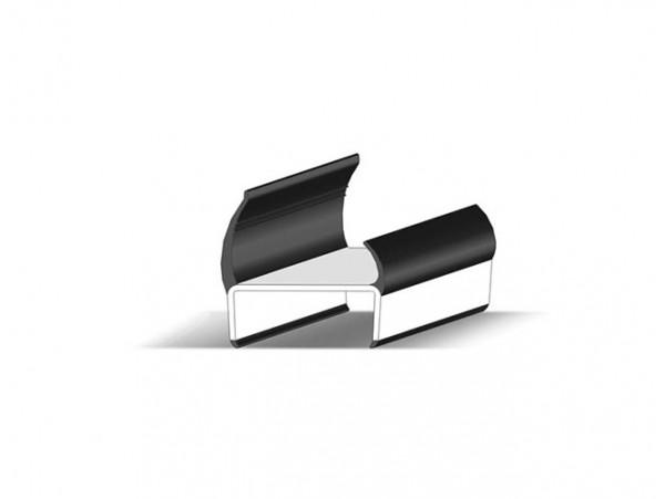 Уплотнитель резино-пластиковый 47 мм Nevpa